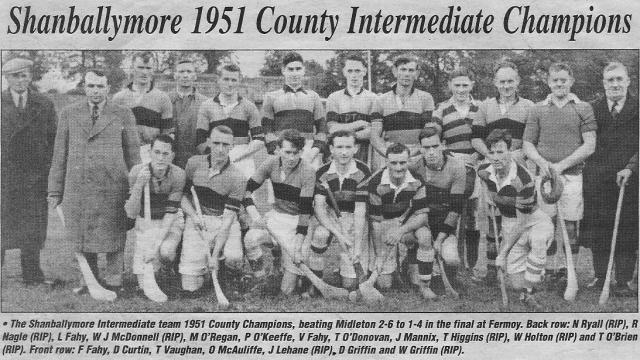 1951 Intermediate Champions