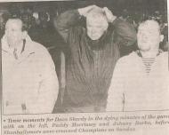 Dave Sheedy,Paddy Morrissey