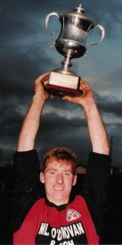 Martin Burke lifts North Cork Cup