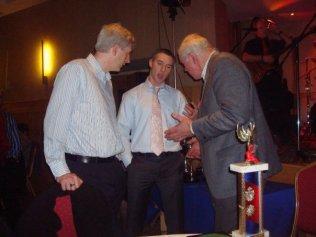 Pat, Brian and Bobby