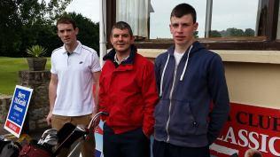 Rory, GMac, Darren Clarke
