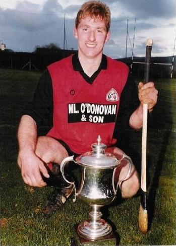 Martin with North Cork Cup