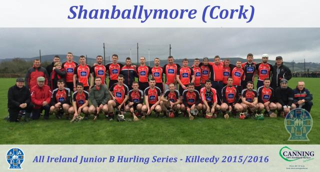 Shanballymore Team